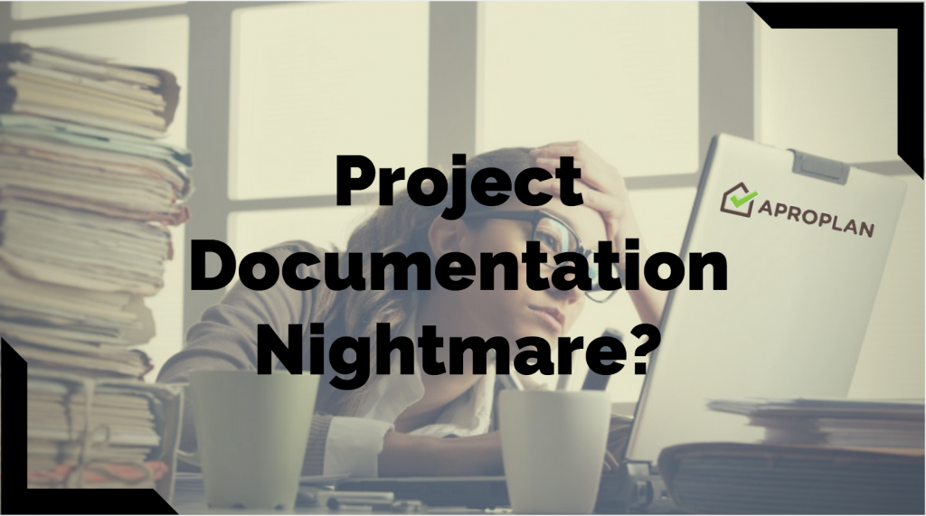 Here is how you can save yourself from project documentation nightmare