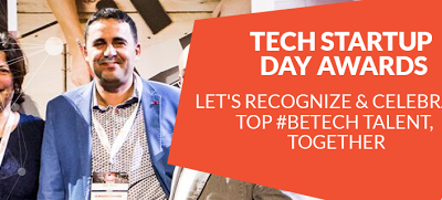 APROPLAN Nominated as Scale Up of the Year at Tech Startup Day