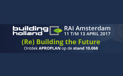 Join APROPLAN on Building Holland 2017!
