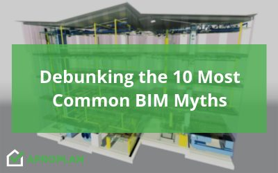 Debunking the 10 Most Common BIM Myths
