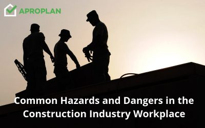 Common Hazards and Dangers in the Construction Industry Workplace