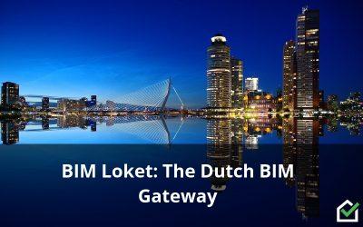 BIM Loket: The Dutch BIM Gateway