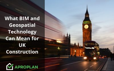 What BIM and Geospatial Technology Can Mean for UK Construction