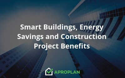 Smart Buildings, Energy Savings and Construction Project Benefits