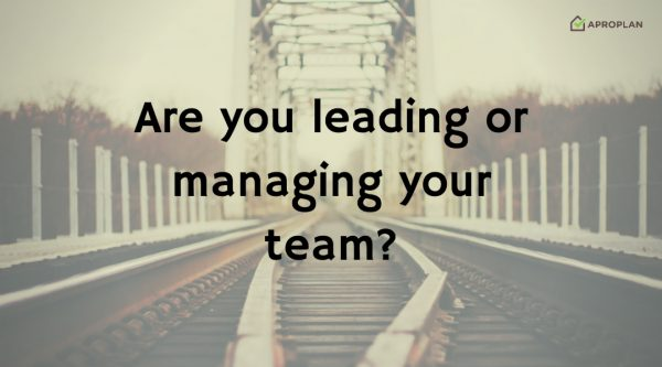 Leading your team