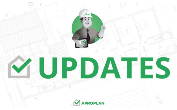 Product Updates APROPLAN